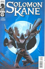 Solomon Kane #2 (2008) Dark Horse comic book